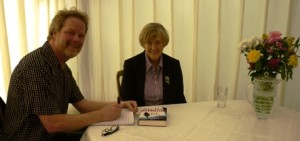 In person, Stella Rimington was much warmer and funnier than I might have expected a former spookmaster-general to be